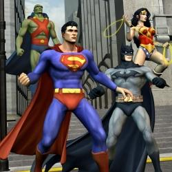Superhéroes Vs. Muertos andantes (y no es Marvel Zombies)